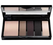 Lidschatten Augen-Make-up Lidschattenpalette 7.5 g Schwarz