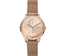 -Uhren Analog Quarz Silber 32015125