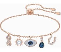 -Armband SYMBOL Metall -Kristall One Size 87739171