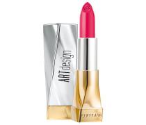 1 Stück Nr. 09 - Strawberry Art Design Lipstick Lippenstift