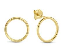 Monceau Ohrringe - 585 Gold / 14 Karat