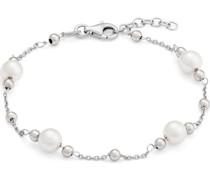 -Armband 925er Silber rhodiniert One Size 87711251