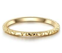 Ring Sterling Silber gelbgold Ringe