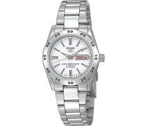-Uhren Analog Automatik Silber 32002833