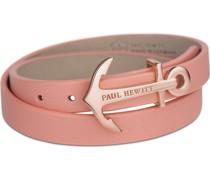 -Armband Leder/Edelstahl S 32003756