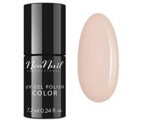 UV Farblack Nagel-Make-up Nagellack 7.2 ml Silber