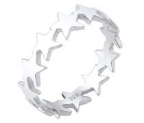 Ring Sterne Astro Trend Blogger Universum 925 Silber