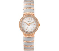 -Uhren Analog Quarz Silber 32000767