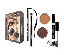1 Stück Smokey Bronze Eyes Kit Make-up Set