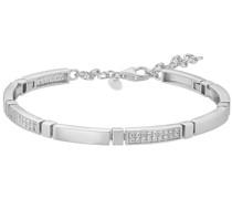 -Armband 925er Silber rhodiniert 72 Zirkonia One Size 87787141