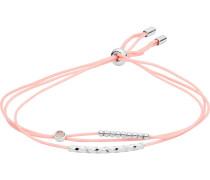 -Armband 925er Silber Silber/Weiß 32012514