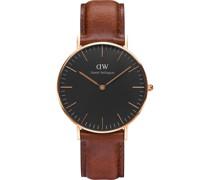 -Uhren Analog Quarz One Size 87087131
