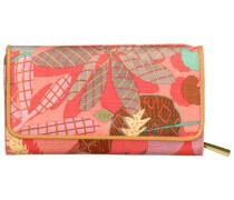 L Wallet Pink Flamingo Geldbörse
