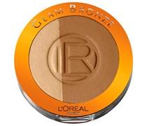 11 g  101 Blonde Harmony Glam Bronze - Duo Sun Powder Puder