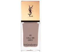 10 ml Nr. 83 - Call me Grey La Laque Couture Nagellack