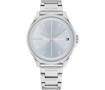 -Uhren Analog Quarz Roségold 32016085
