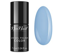 UV Farblack Nagel-Make-up Nagellack 7.2 ml Silber