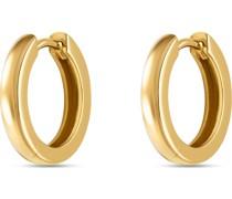 -Creolen 585er Gelbgold One Size 87775968