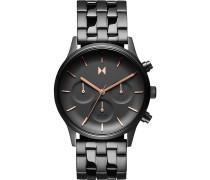 -Uhren Analog Quarz Roségold 32015094