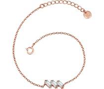 -Armband 925er Silber Bergkristall One Size 87710009
