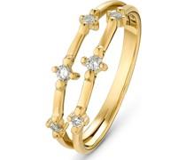 -Damenring 6 Diamant 54 32000084