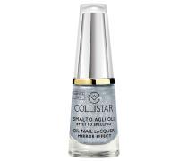 Nr. 314 - Argento Puro Oil Nail Lacquer Mirror Effect Nagellack