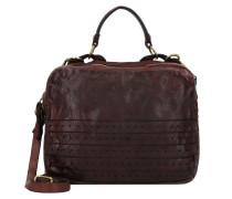 Handtasche Leder 25 cm