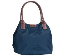 1 Stück  Miri Shopper Nylon Blau Tasche