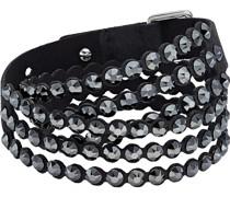 -Armband Power Collection Schwarz 32010387