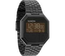 Unisex-Uhren Eckig Analog Quarz One Size Metall 85962523