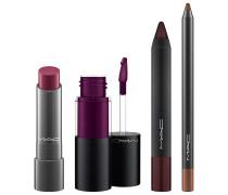 Plum Lip Colour Kit Make-up Set