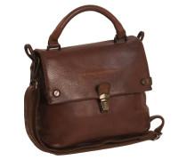 Black Label Madeline Handtasche Leder 23 cm