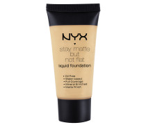 Nr. 07 Warm Beige Foundation