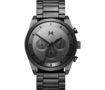 -Uhren Analog Quarz Grau 32014824