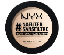 66 g Nr. 01 - Alabaster #Nofilter Finishing Powder Puder