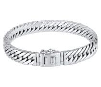 Armband Unisex Gliederarmband Kastenverschluss 925 Silber