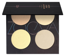 Bronzer + Highlighter Make-up