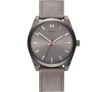 -Uhren Analog Quarz Beige/Silber 32014822