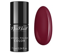 UV Farblack Nagel-Make-up Nagellack 7.2 ml Kastanie