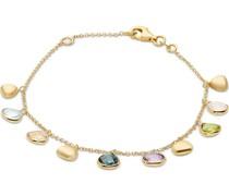 -Armband 375er Gelbgold 1 Citrin One Size 87998428