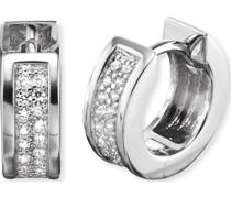 -Ohrstecker 925er Silber 38 Zirkonia One Size 88054954