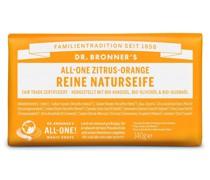 Zitrus-Orange - All-One Reine Naturseife 140g