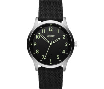 -Uhren Analog Quarz Grau/Grau 32014828