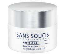 50 ml  Special Active Nachtpflege - extra rich Gesichtscreme