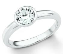 Ring für mit Swarovski® Kristall aus 925er Sterling Silber