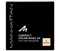 1 Stück  Nr. 1 - Naturelle Compact Cream Make Up Foundation Stück
