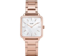 -Uhren Analog Quarz Roségold 32005955