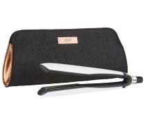 1 Stück White Copper Luxe Platinum Styler Gift Set Haarglätter