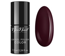 UV Farblack Nagel-Make-up Nagellack 7.2 ml Schwarz