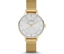 -Uhren Analog Quarz Gold 32002592